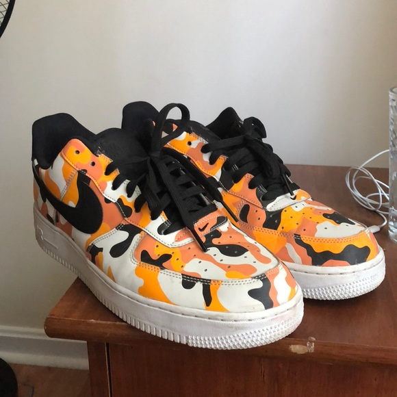 air force 1 camouflage